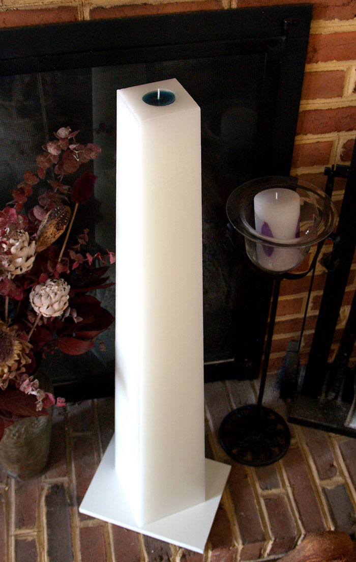 3 Foot Candle-tealight