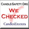 Candle Safety!